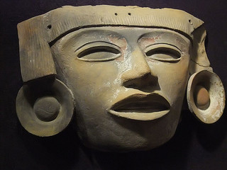 Teotihuacan Pottery Mask